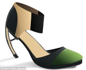 antelope shoe