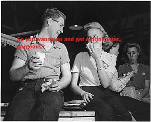 Aircraft_workers_on_lunch_break_1942