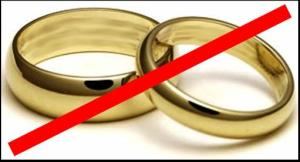 no wedding ring