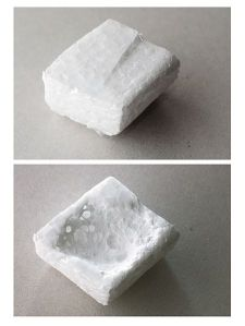 this is a photo of styrofoam