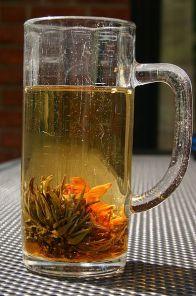 this is a photo of jasmine tea
