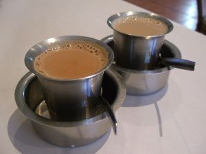 this is a cup of chai tea