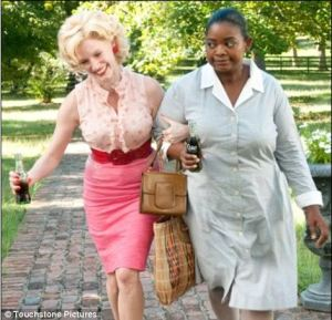 this is a photo of jessiuca from the movie the help
