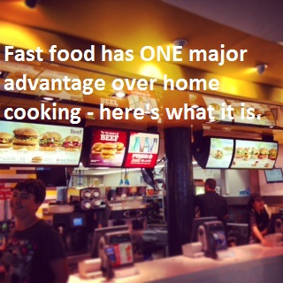 this is fast food