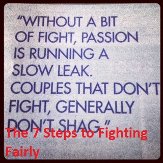 this is a quote about fighting and having sex