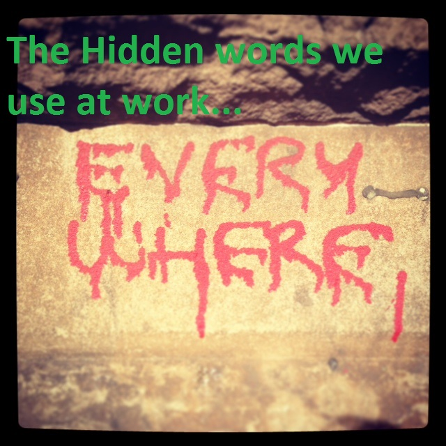 """this is a photo fo graffiti that says, """"everywhere"""""""