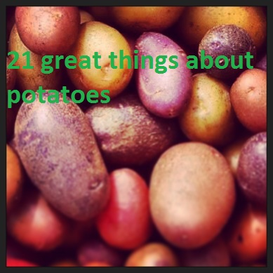 this is a photo fo many potatoes