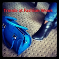 trends at fashion week