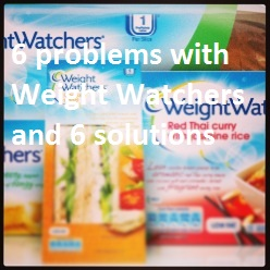 this is a photo of weigh watchers products