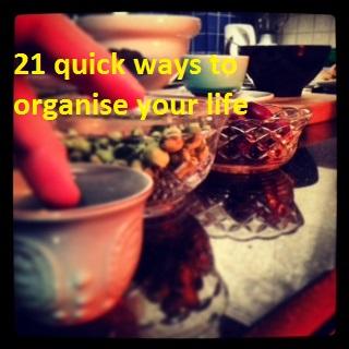 a hand organising stuff