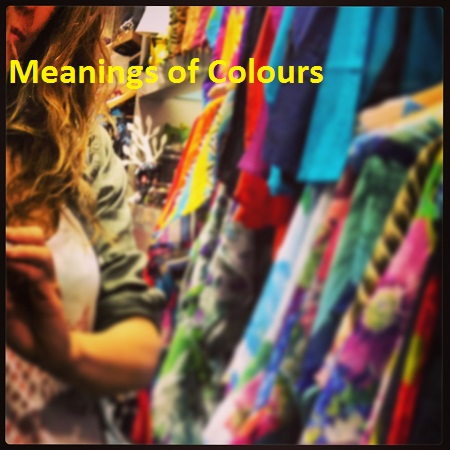 this is a lot of colorful clothes